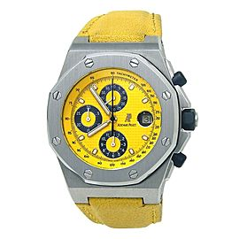 Audemars Piguet Royal Oak Offshore Stainless Steel Automatic 25770ST.OO.D050BU02
