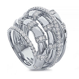 Cocktail ring with 2.45ct. of Total Diamond Weight