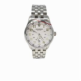 Victorinox Airboss 241506 Steel Watch (Certified Authentic & Warranty)
