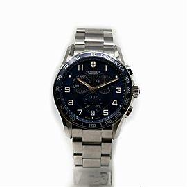 Victorinox Chrono 241652 Steel Watch (Certified Authentic & Warranty)