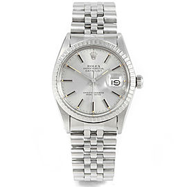 Rolex Datejust 16030 Steel 36mm Watch (Certified Authentic & Warranty)