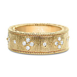 Precious Fashion ring with 0.42ct. of Total Diamond Weight