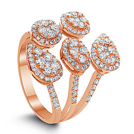 Fashion ring with 1.50ct. of Total Diamond Weight