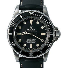 Rolex Submariner 5512 Steel 40mm Watch (Certified Authentic & Warranty)