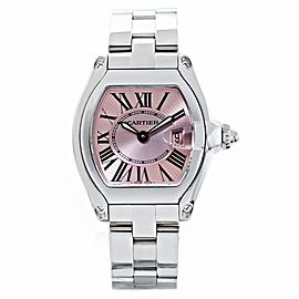 Cartier Roadster 2675 Steel Watch (Certified Authentic & Warranty)