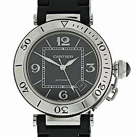 Cartier Pasha 2790 Steel Watch (Certified Authentic & Warranty)