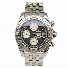 Breitling Chronomat A13356 Steel 45.0mm Watch (Certified Authentic & Warranty)