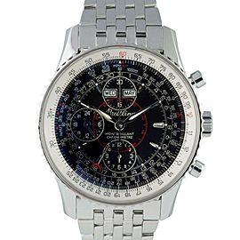 Breitling Montbrillant A21330 Steel 43mm Watch (Certified Authentic & Warranty)