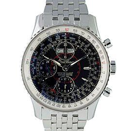 Breitling Montbrillant A21330 Steel 43mm Watch (Certified Authentic & Warranty)