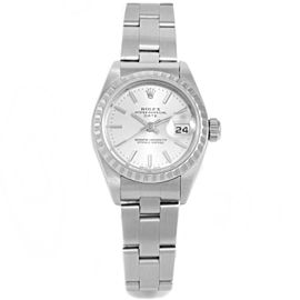 Rolex 79240 Steel 26.00mm Women Watch (Certified Authentic & Warranty)