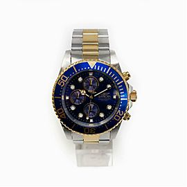 Invicta Pro Diver 1773 Two Tone Watch (Certified Authentic & Warranty)
