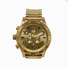 Nixon Tide 51-30 Steel Watch (Certified Authentic & Warranty)