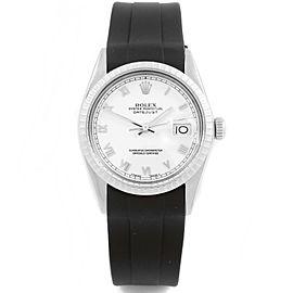 Rolex Datejust 16030 Steel 36.00mm Watch (Certified Authentic & Warranty)