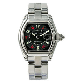 Cartier Roadster W62002V3 Steel 38mm Watch