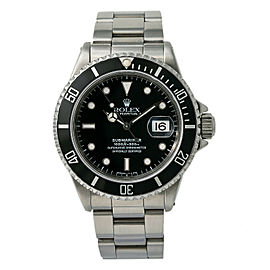 Rolex Submariner 16800 Steel 40mm Watch