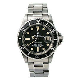Rolex Submariner 1680 Steel 40mm Watch