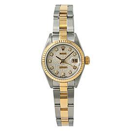 Rolex Datejust 79173 Steel 26mm Women Watch
