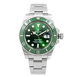 Rolex Submariner 116610LN Steel 40mm Watch