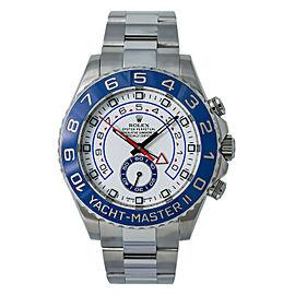 Rolex Yacht-master Ii 116680 Steel 44mm Watch