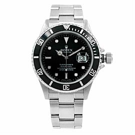 Rolex Submariner 16610 Steel 40.0mm Watch