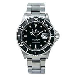 Rolex Submariner 16610 Steel 40mm Watch