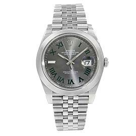 Rolex Datejust 126300 Steel 41mm Watch