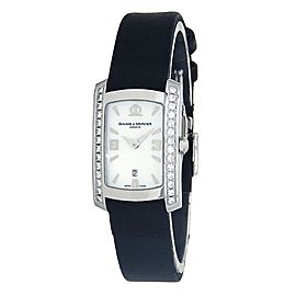 Baume & Mercier Hampton Milleis Stainless Steel Ladies Watch 65504