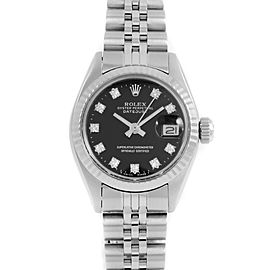 Rolex 6917 Steel 26mm Women Watch