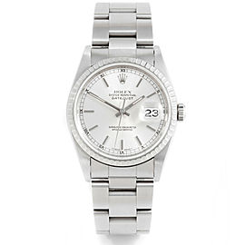 Rolex Datejust 16220 Steel 36.00mm Watch