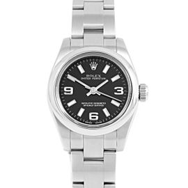 Rolex 176200 Steel 26mm Women Watch