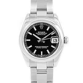 Rolex Datejust 178240 Steel 31mm Women Watch