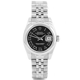 Rolex Datejust 179160 Steel 26mm Women Watch