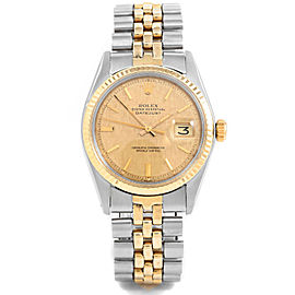 Rolex Datejust 1601 Steel 36.00mm Watch