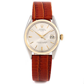 Rolex Date 1500 Steel 34mm Watch