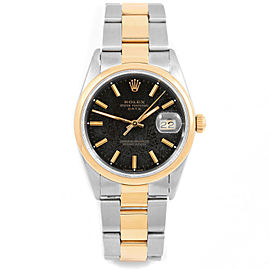 Rolex Date 15203 Steel 34mm Watch