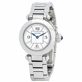 Cartier Pasha 2973 Steel 27.0mm Womens Watch