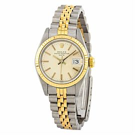 Rolex Datejust 69173 Steel 26.0mm Women Watch