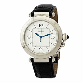 Cartier Pasha 2839 Palladium 42.0mm Watch