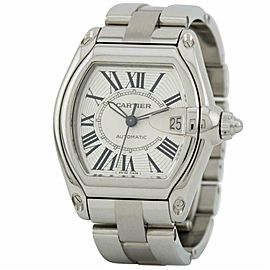 Cartier Roadster 2510 Steel 3644.0mm Watch