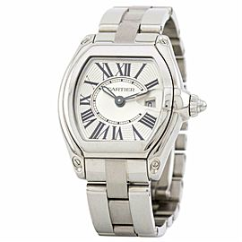 Cartier Roadster 2675 Steel 29.0mm Women Watch