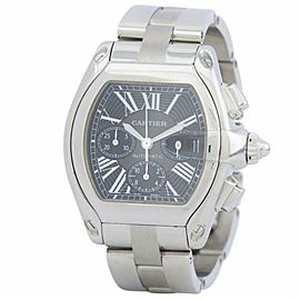Cartier Roadster 2618 Steel 43.0mm Watch