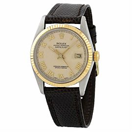 Rolex Datejust 16013 Steel 36.0mm Watch
