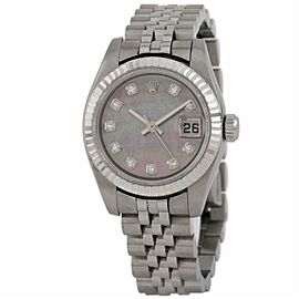 Rolex Datejust 179174 Steel 26.0mm Women Watch