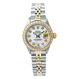 Rolex Datejust 6917 Steel 26mm Women Watch