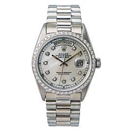 Rolex Day-date 18039 Steel 36mm Watch