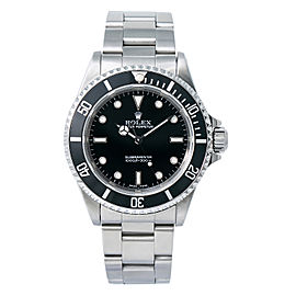 Rolex Submariner 14060 Steel 40mm Watch