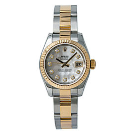 Rolex Datejust 179173 Steel 26mm Women Watch