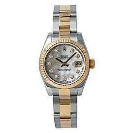 Rolex Datejust 179173 Steel 26mm Women Watch