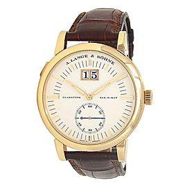 A.Lange & Sohne Grand Langematik 18k Yellow Gold Automatic Men's Watch 309.021