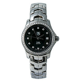 Tag Heuer Link WJF131A. Steel 27mm Womens Watch